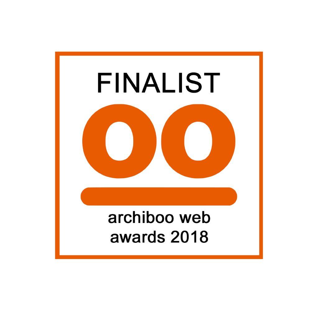 Archiboo Web Awards 2018, Finalists