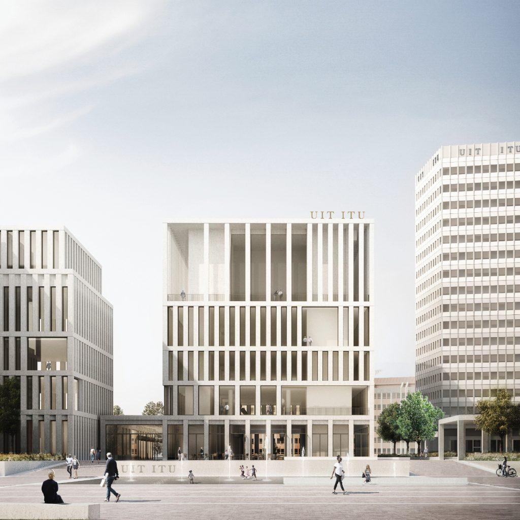 ITU Headquaters, Geneva