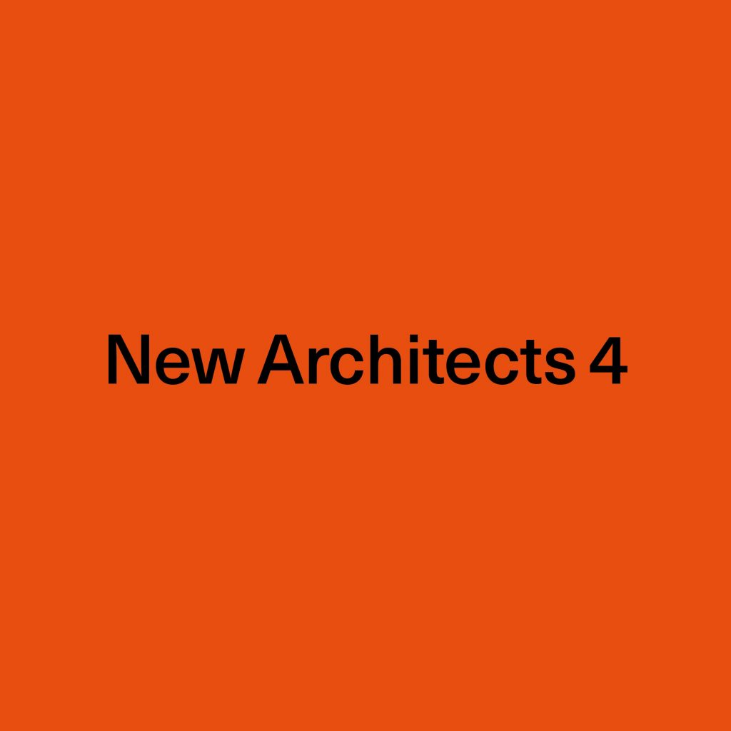 New Architects 4