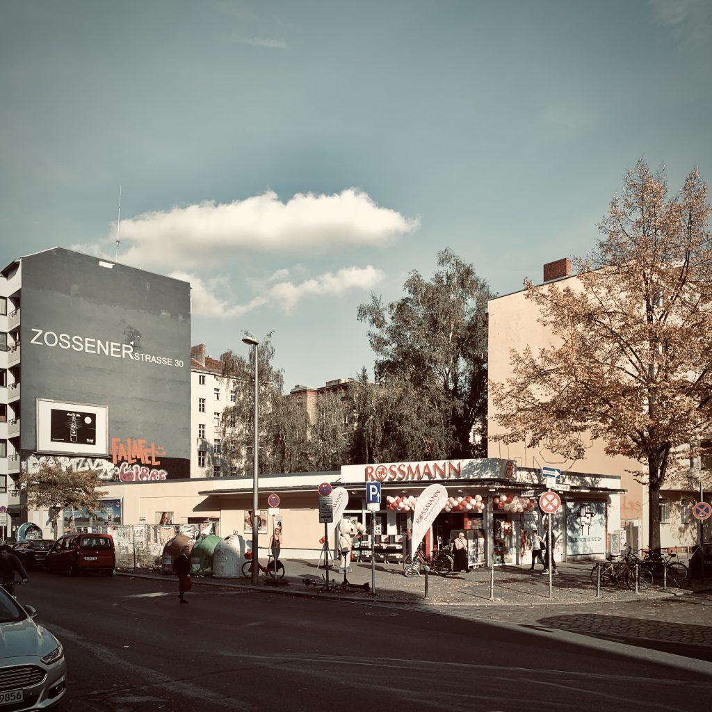 Zossener Straße Appointment