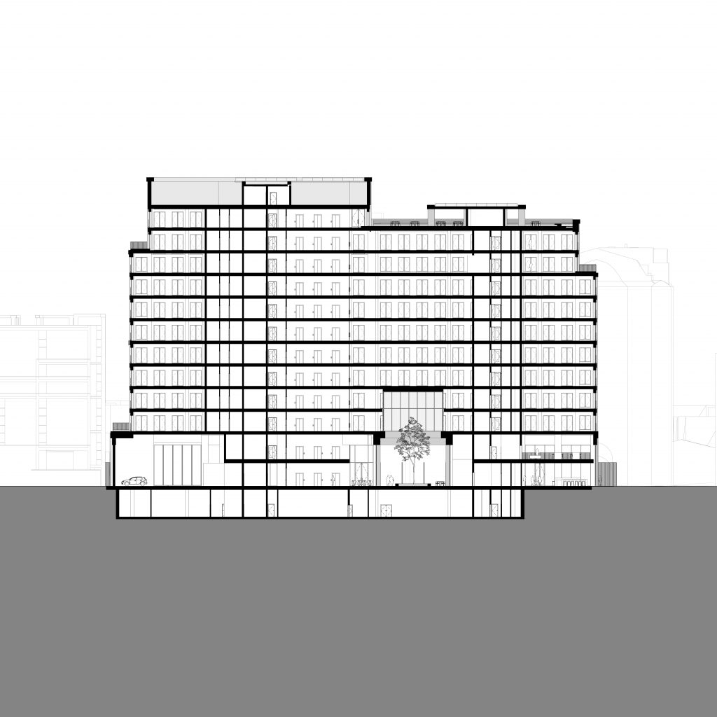 H:201919047 Spaceworks, 97-107 Uxbridge Road, Ealing�3 BIM�1