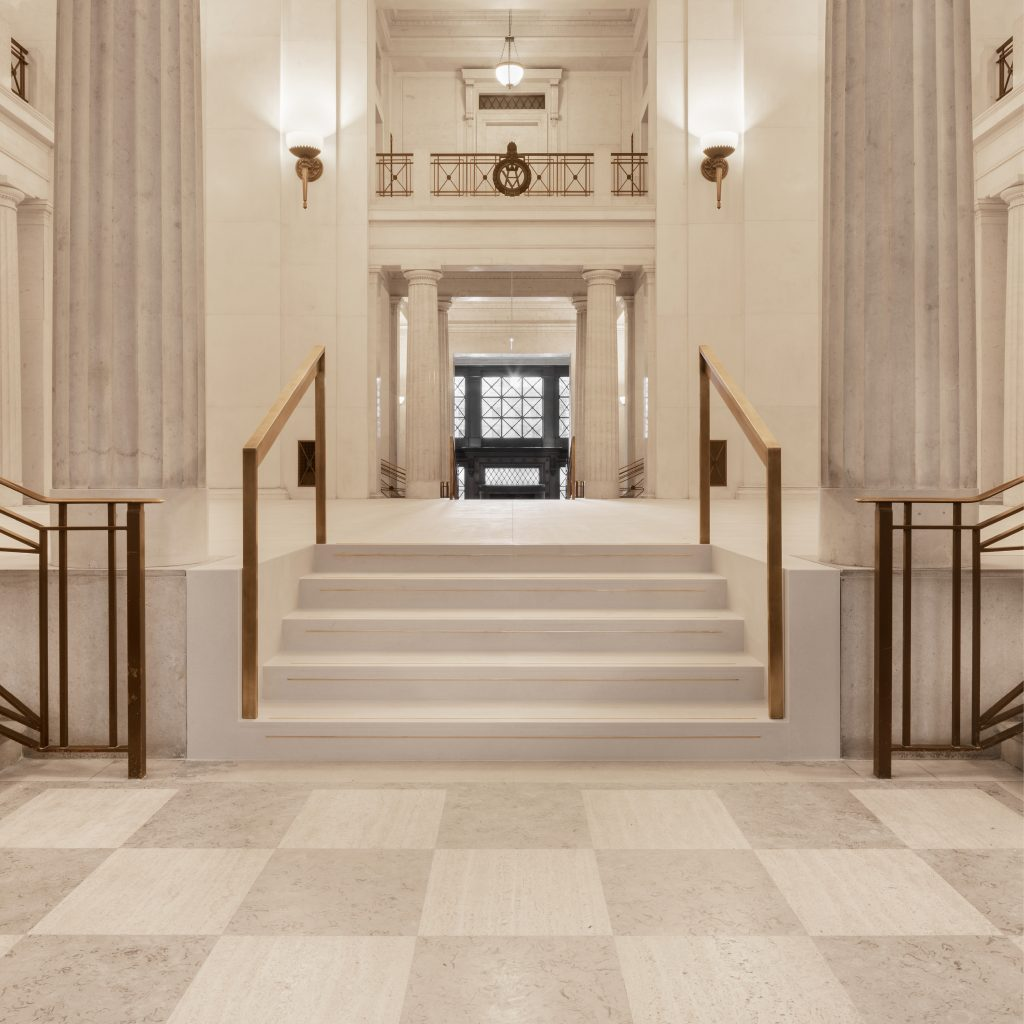 Principal Phases of Victoria House Complete
