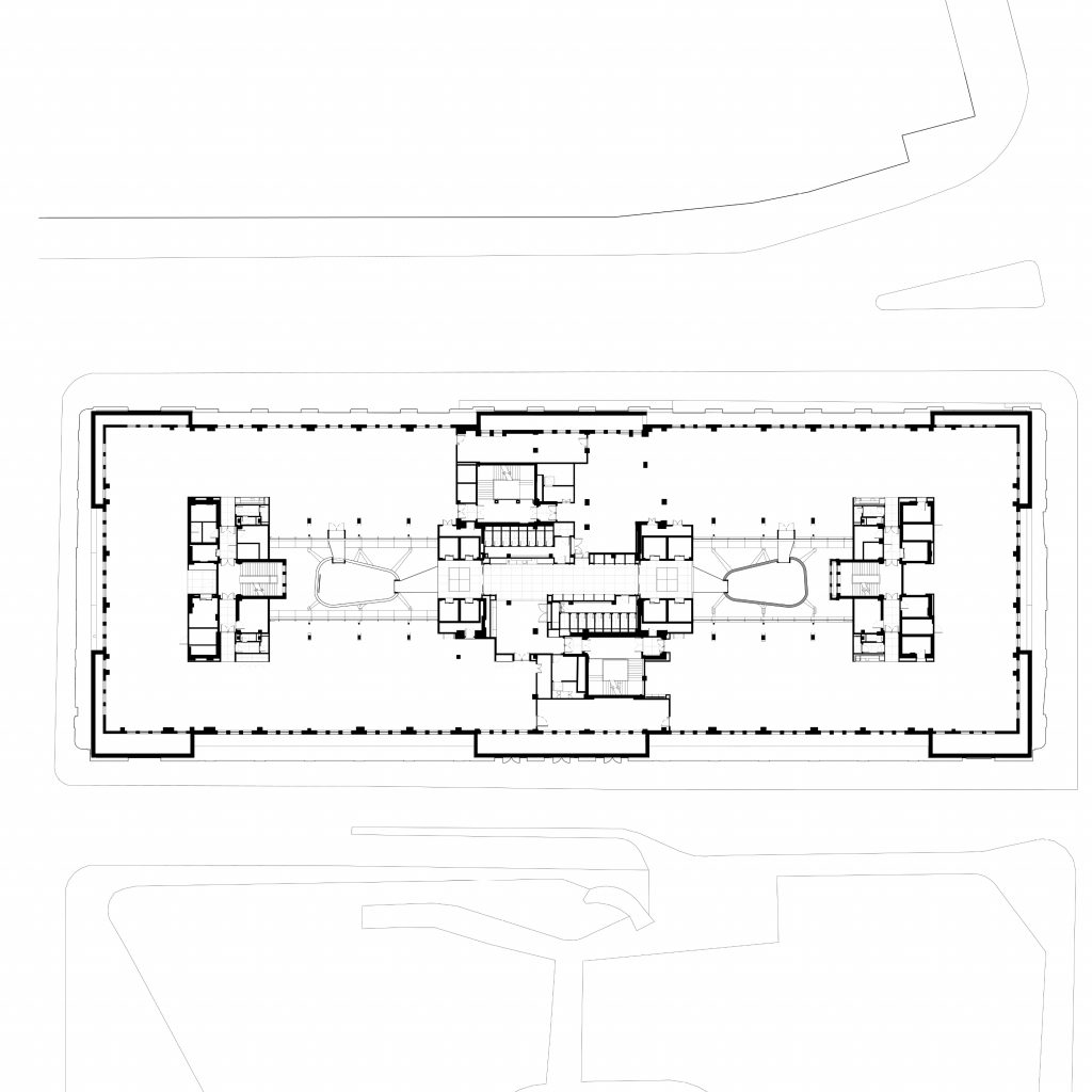 Hutchinson & Partners, Victoria House - L05 Plan