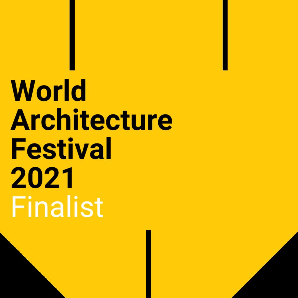 World Architecture Fesitval 2021: Finalist